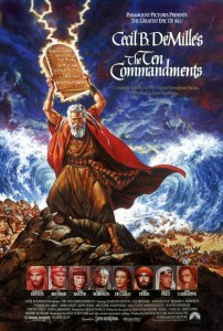 the ten commandments watch full classic movie