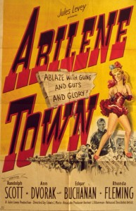 watch abilene town full move western