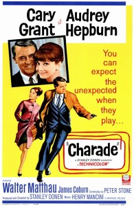 Watch Charade full movie Cary Grant Audrey Hepburn