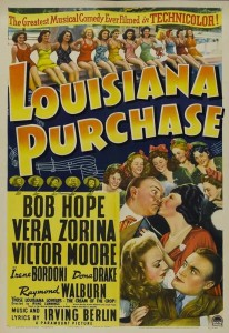 watch louisiana purchase full classic movie