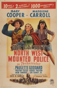 watch north west mounted police complete movie