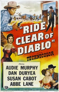 watch Ride Clear of Diablo full Audie Murphy western movie