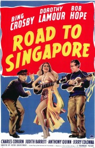 watch road to singapore classic comedy movie