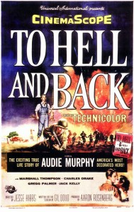 watch to hell and back full Audie Murphy movie