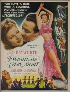 watch tonight and every night full movie