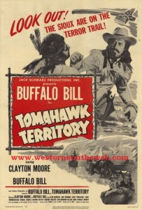 Buffalo Bill in Tomahawk Territory western movie complete