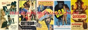 FREE FILM NOIR CLASSICS ONLINE
